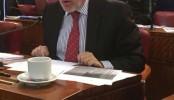 Concejal de Acción Marplatense Alejandro Ferro
